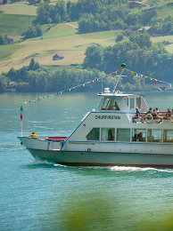 Schifffahrt Walensee