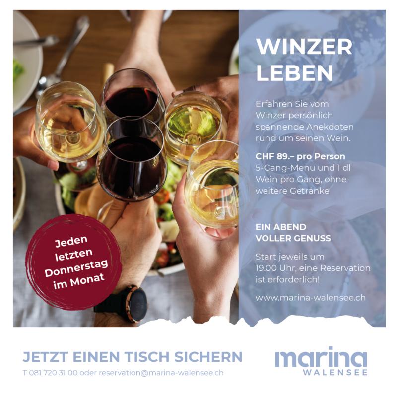 Wine & Dine – Winzerleben