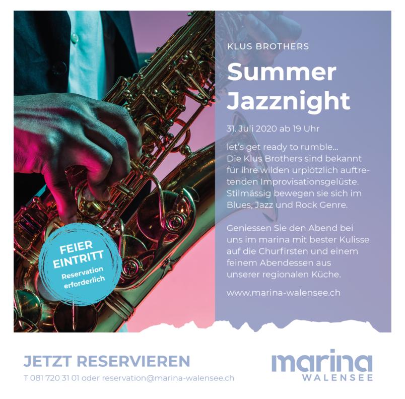 Summer Jazznight