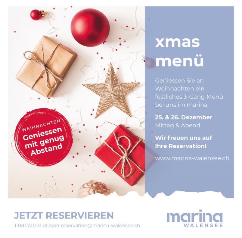 Christmas at the Marina